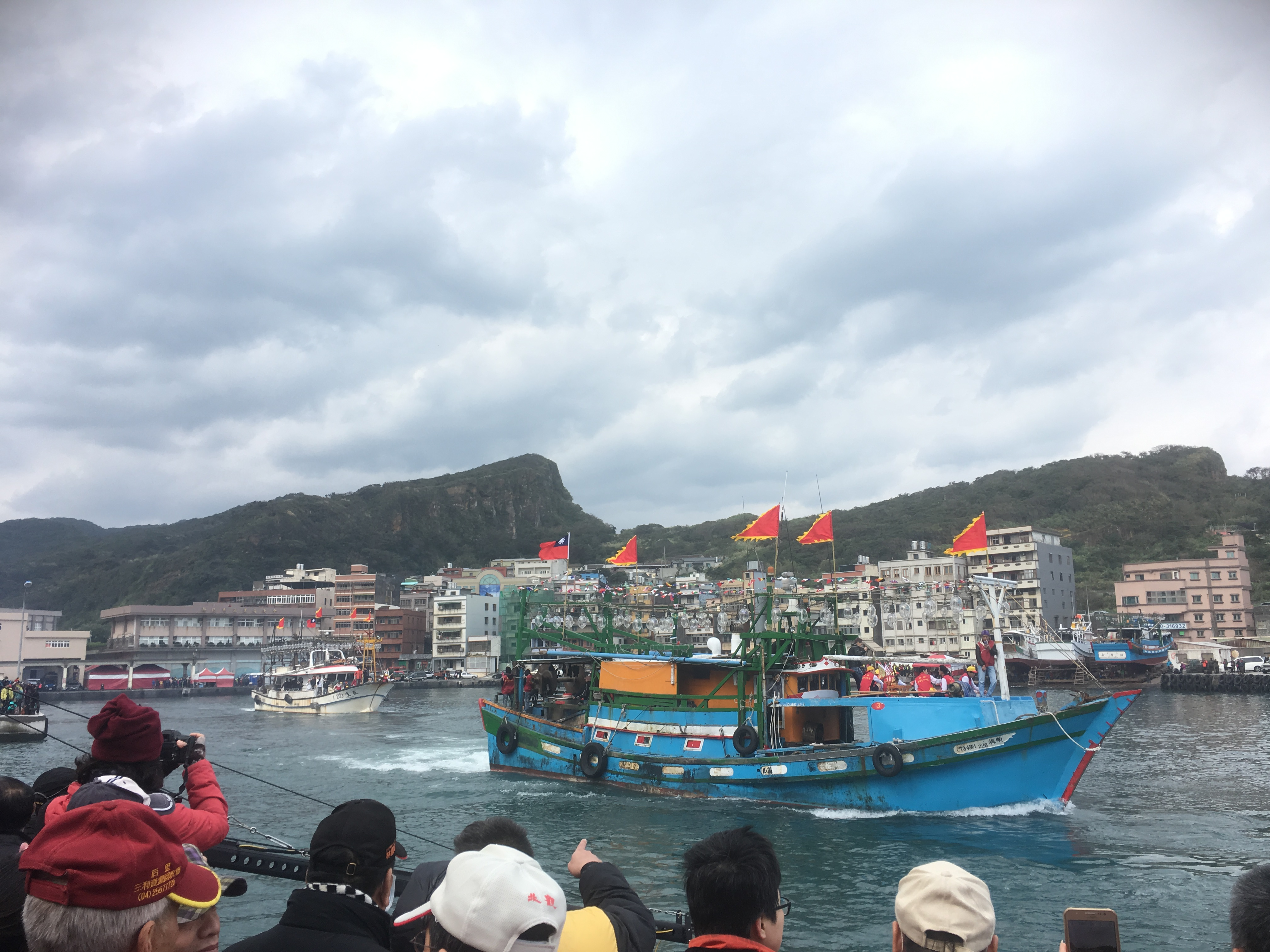 Harbor Purification Festival – marine purification and patrol event